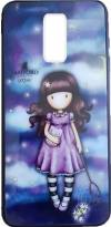 Hard Back Cover SANTORO Lonton Gorjuss Girl for Samsung Galaxy J7 (2017) J730 (ΟΕΜ)
