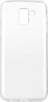 Θήκη Σιλικόνης για Samsung Galaxy J6 (2018) Μαύρη Mατ (OEM)