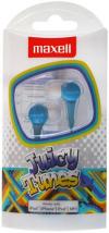 Maxell Juicy Tunes Ακουστικά Μπλέ