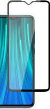 ΠΡΟΣΤΑΤΕΥΤΙΚΟ ΟΘΟΝΗΣ TEMPERED GLASS ΓΙΑ XIAOMI REDMI NOTE 8 PRO FULL GLUE ΜΑΥΡΟ (OEM)