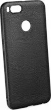 Θήκη Σιλικόνης για Xiaomi Mi A1 / Mi 5X - Μαύρη Lizard (OEM)