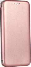 Θήκη Book Case για Xiaomi  Note 10 / Note 10 Pro - Ροζ Χρυσό (ΟΕΜ)