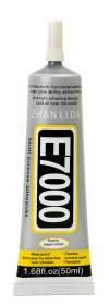 Κόλλα για Μηχανισμούς Αφής E7000 (50 ml) Παχύρρευστη και Πολλαπλών Χρήσεων