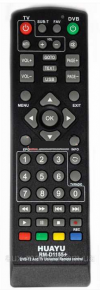 UNIVERSAL ΤΗΛΕΧΕΙΡΙΣΤΗΡΙΟ ΑΠΟΚΩΔΙΚΟΠΟΙΗΤΩΝ DVB-T2 RM-D1155+5 (OEM)