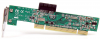 StarTech.com PCI1PEX1 PCI to PCI Express Adapter Card, PCIe x1 (5 V) to PCI (5 V and 3.3 V) Slot Adapter, Low Profile