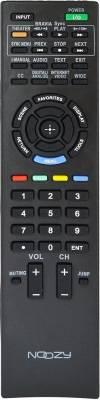 Τηλεχειριστήριο Noozy RC2 για Τηλεοράσεις Sony Άμεσης Αντικατάστασης χωρίς Προγραμματισμό Μαύρο