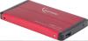 """ΘΗΚΗ ΣΚΛΗΡΟΥ ΔΙΣΚΟΥ SATA 2.5"""" GEMBIRD  HDD USB 3.0 EE2-U3S-2-R ΚΟΚΚΙΝΟ"""