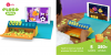 Shifu Plugo Slingshot Augmented Reality Game, Plugo Letters