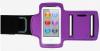 iPod Nano 7 - Αθλητική Θήκη Μπράτσου Armband Μώβ (OEM)