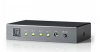 NEDIS ASWI2504AT Optical Audio Switch 4-port - 4x Toslink Input 1x Toslink Outpu