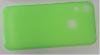 Θήκη Ultra Thin TPU GEL για  Honor 8A (2019) / Y6 (2019) σε πρασινο fluo χρώμα (OEM)