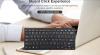 Πληκτρολόγιο Mini K1000 Mini Ενσυρματο  (78 Keys) - Black