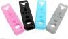 4 Θήκες Σιλικόνης Gloves σε διάφορα χρώματα για Nintendo Wii Remote (OEM)