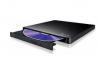 HITACHI-LG Εξωτερικό DVD-RW HLDS GP57EB40 μαύρο φορητό αντιγραφικό