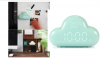 Allocacoc AlarmClock Cloud Ρολόι / Ξυπνητήρι / Θερμόμετρο - Green