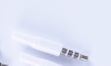 3.5mm Stereo Jack  μαζι με μικροφωνο σε ασπρο χρωμα