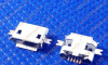 Micro usb 5 Pin B SMT plug jack socket connector - Type B (OEM)