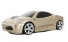 Ασύρματο Ποντίκι 2.4G Wireless Mouse Car Shape (OEM) ΧΡΥΣΌ
