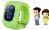 Έξυπνο παιδικό ρολόι εντοπισμού IT-025 και παρακολούθησης GPS - Πρασινο