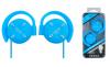 Keeka Stereo Ακουστικά KA-12 Γαλάζιο