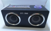 DY-1066 ΦΟΡΗΤΟ LCD ΨΗΦΙΑΚΟ ΡΑΔΙΟ FM - ΗΧΕΙΟ USB Disk TF AUX Mp3 Music Player μαυρο χρωμα