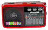 Φορητό USB/SD Mp3 Player Multimedia Speaker, FM Radio & Φακός LED RX-7600