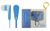 Keeka Ακουστικά Ψείρες KA-05 Γαλάζιο
