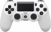 Χειριστήριο Sony PlayStation DualShock 4 Ασπρο (MTX) (Μεταχειρισμένο ελαφρώς)