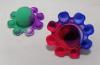 Pop It Παιχνίδι  ΑντιΣτρες - Bubble  νερομπογιές χρωματισμός  Χταποδάκι (oem)(bulk)