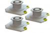 Allocacoc Powercube Docks 3x 0005/EUDOCK