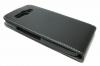 Δερμάτινη Θήκη Flip για Alcatel One Touch Pop C9 OT-7047D Μαύρο (OEM)
