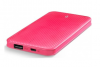 TTEC Power Bank PowerSlim™ 5000 MAh Ροζ