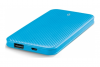 TTEC Power Bank PowerSlim™ 5000 MAh Μπλε