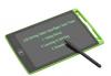 8.5inch Ηλεκτρονικός πίνακας εγγραφής LCD για σημειωσεις , ζωγραφικη για ολες τις ηλικιες (Πρασινο χρωμα) (ΟΕΜ)