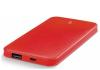 TTEC Power Bank PowerSlim™ 5000 MAh Κοκκινο