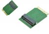 Προσαρμογέας Transcend MTS800 PM871 850 EVO M.2 SSD Convert to for 2012 MACBOOK Air A1465 A1466 B+M Key NGFF (BULK) (OEM)