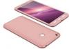 Θήκη Bakeey™ Full Plate 360° για Xiaomi Mi MAX 2 & προστατευτικό τζάμι ΡΟΖ (ΟΕΜ)