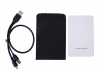 Εξωτερική θήκη σκληρού δίσκου 2.5in IDE USB 2.0 Ασπρη για Win7/Win8/Win10/Mac OS (ΟΕΜ)(BULK)