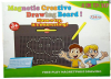 Εκπαιδευτικο ταμπλο με μαγνητες - Magnetic Creative Drawing Board ! Have a Try It's Interesting ! 714 PCS