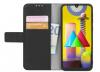 Θήκη Δερματίνης για Samsung Galaxy M31 - Μαύρη (ΟΕΜ)