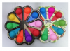 Pop It Παιχνίδι  ΑντιΣτρες - Bubble πολυχρωμο  Spinner μεγαλη μαργαρίτα (oem)(bulk)