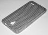 Θήκη TPU GEL Diamond για Alcatel One Touch Idol (OT-6030D) Μαύρη (OEM)
