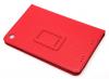 """Δερμάτινη Θήκη για το Lenovo IdeaTab A3000 7.0"""" / Vodafone Smart Tab III 3 7"""" Κόκκινη (ΟΕΜ)"""