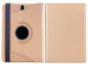 Δερμάτινη θήκη για Samsung Galaxy Tab A 10.5 T590 T595 ΧΡΥΣΟ (OEM)