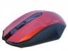 JIEXIN 605 ασύρματο gaming mouse ΚΟΚΚΙΝΟ