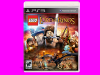 PS3 GAME - Lego Lord of the Rings (MTX)