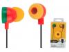 Keeka Ακουστικά Ψείρες KA-10 Κίτρινο