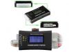 Ελεγκτής Τροφοδοτικών Υπολογιστή, LCD  20/24 Pin 4 PSU ATX BTX ITX SATA HDD Power Supply Tester  (OEM)