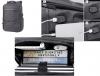 "ARCTIC HUNTER τσάντα πλάτης B00107 Black 15.6"" , laptop, αδιάβροχη"