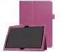 Δερματίνη Θήκη για Huawei MediaPad T3 10 Μωβ (OEM)